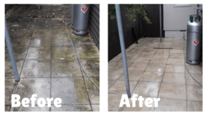 Property Maintenance - Water Blasting