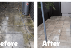 Property Maintenance - Water Blasting